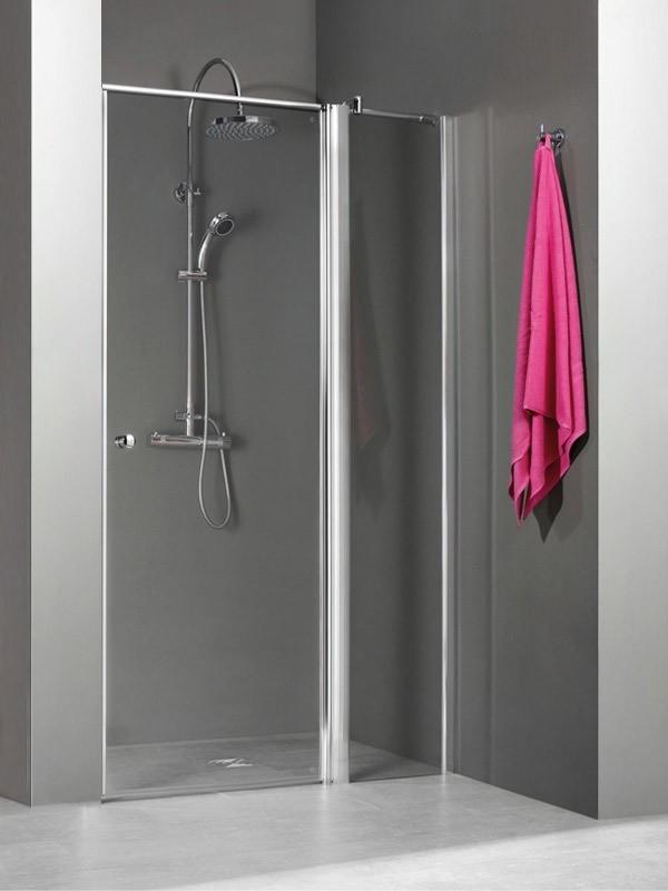 breuer elana 6 duscht r nische dreht r mit festfeld. Black Bedroom Furniture Sets. Home Design Ideas