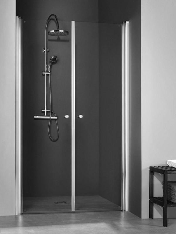breuer elana 6 duscht ren nische pendelt r. Black Bedroom Furniture Sets. Home Design Ideas