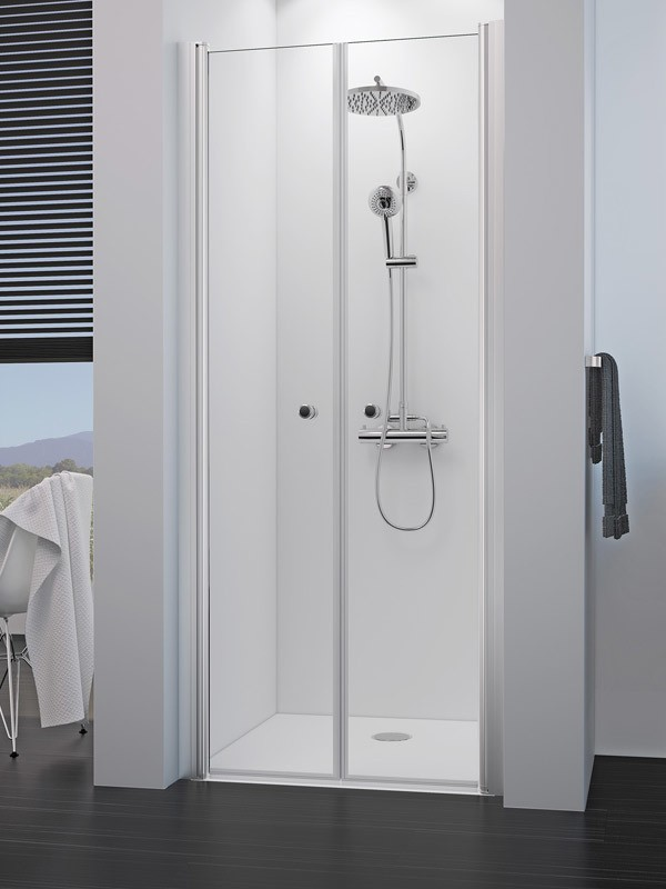 breuer elana 8 duscht ren nische pendelt ren. Black Bedroom Furniture Sets. Home Design Ideas
