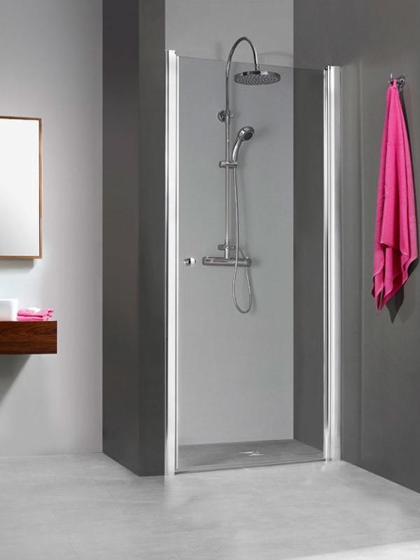 breuer elana duscht r nische dreht r. Black Bedroom Furniture Sets. Home Design Ideas