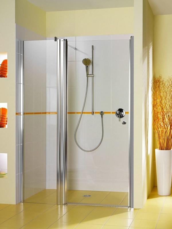 breuer elana duscht r nische dreht r mit festfeld. Black Bedroom Furniture Sets. Home Design Ideas