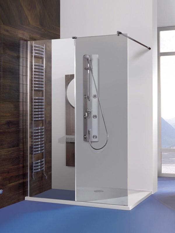 breuer entra walk in duschwand 2 teilig. Black Bedroom Furniture Sets. Home Design Ideas