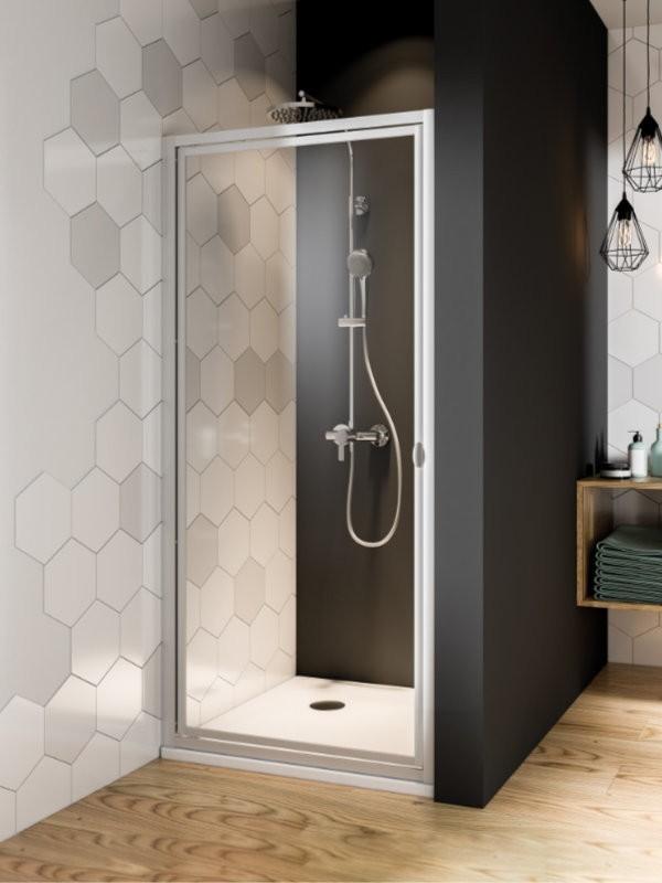 breuer fara duscht r nische dreht r. Black Bedroom Furniture Sets. Home Design Ideas