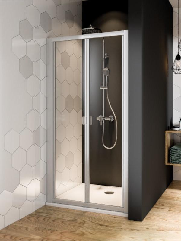 breuer fara duscht r nische faltt r. Black Bedroom Furniture Sets. Home Design Ideas