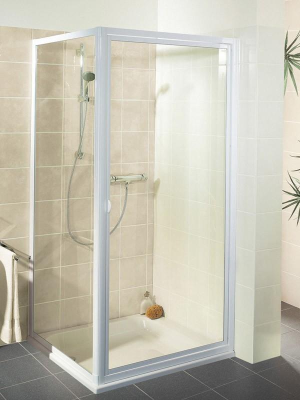 breuer fara eck duschkabine dreht r mit seitenwand. Black Bedroom Furniture Sets. Home Design Ideas