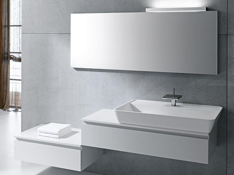 burgbad bel sideboard. Black Bedroom Furniture Sets. Home Design Ideas