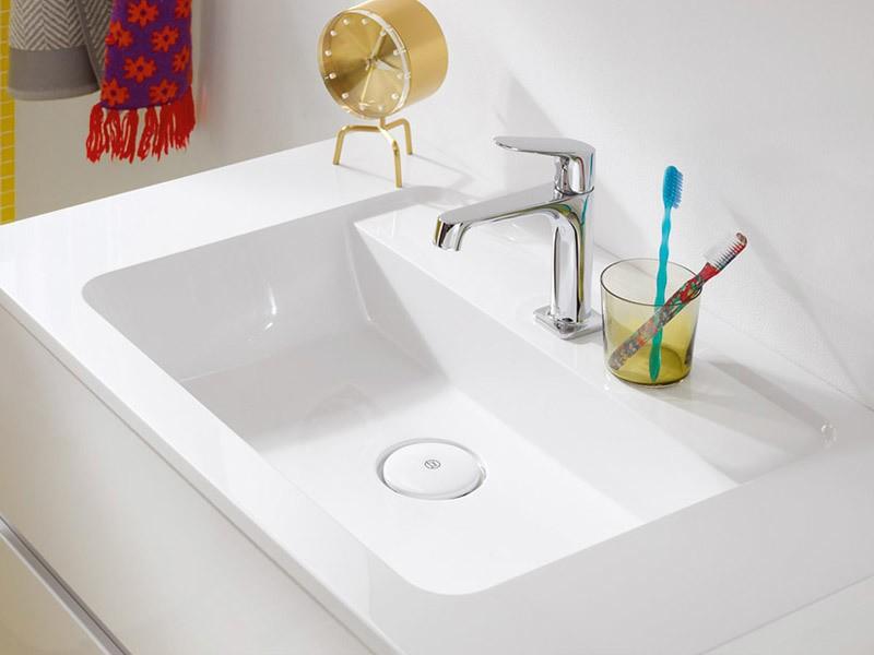 burgbad bel waschtisch mit unterschrank m. Black Bedroom Furniture Sets. Home Design Ideas