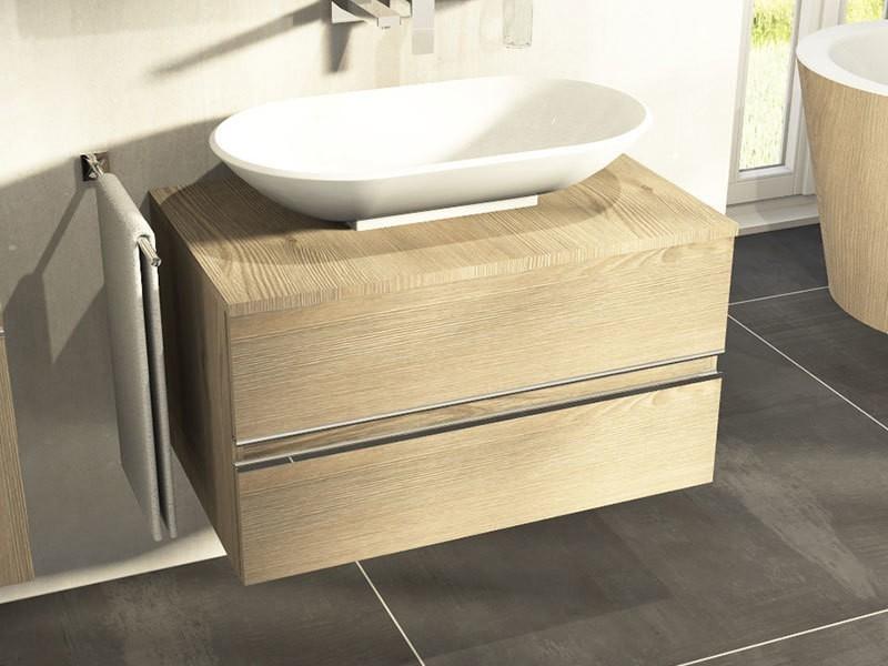 Burgbad Bel Waschtischunterschrank für Aufsatzwaschtische | BadDepot.de