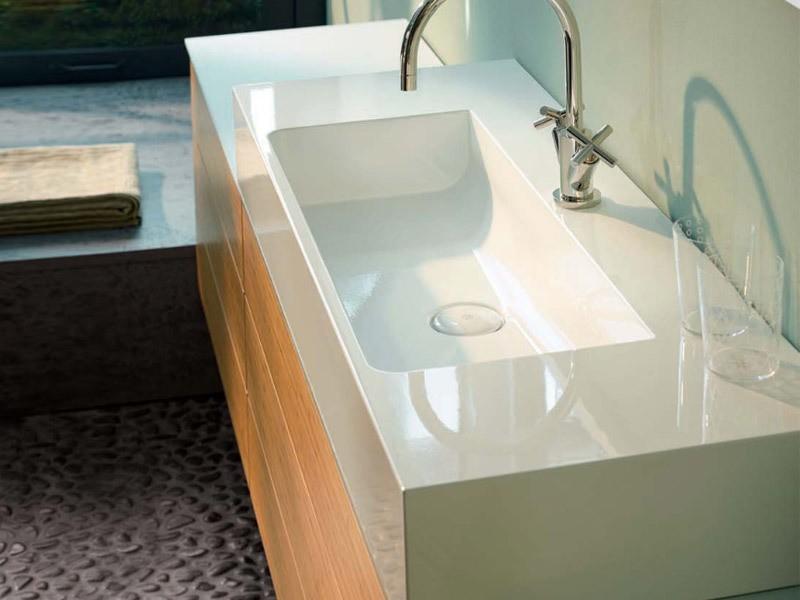 burgbad crono mineralguss waschtische. Black Bedroom Furniture Sets. Home Design Ideas
