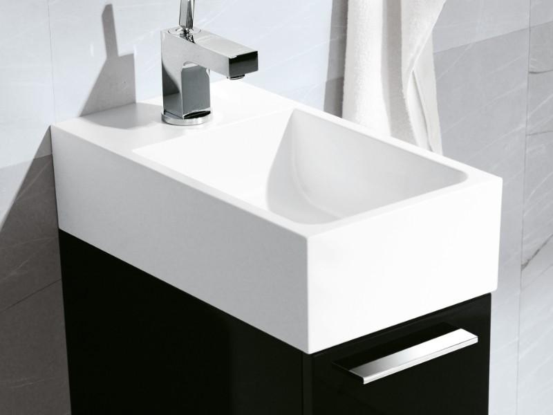 burgbad crono waschtisch mit waschtischunterschrank g stebad. Black Bedroom Furniture Sets. Home Design Ideas