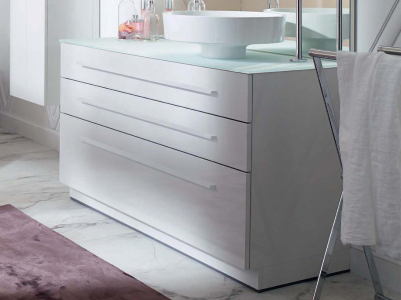 burgbad crono waschtischunterschrank. Black Bedroom Furniture Sets. Home Design Ideas