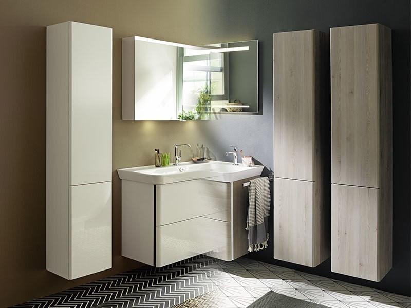 burgbad iveo hochschrank. Black Bedroom Furniture Sets. Home Design Ideas