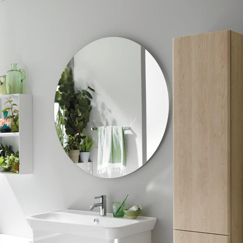 burgbad iveo spiegel rund. Black Bedroom Furniture Sets. Home Design Ideas