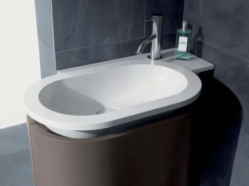 burgbad lavo waschtisch mit waschtischunterschrank g stebad. Black Bedroom Furniture Sets. Home Design Ideas