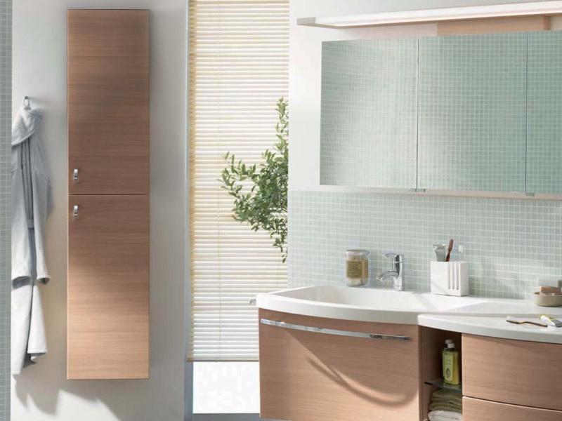 burgbad sinea 1 0 hochschrank. Black Bedroom Furniture Sets. Home Design Ideas