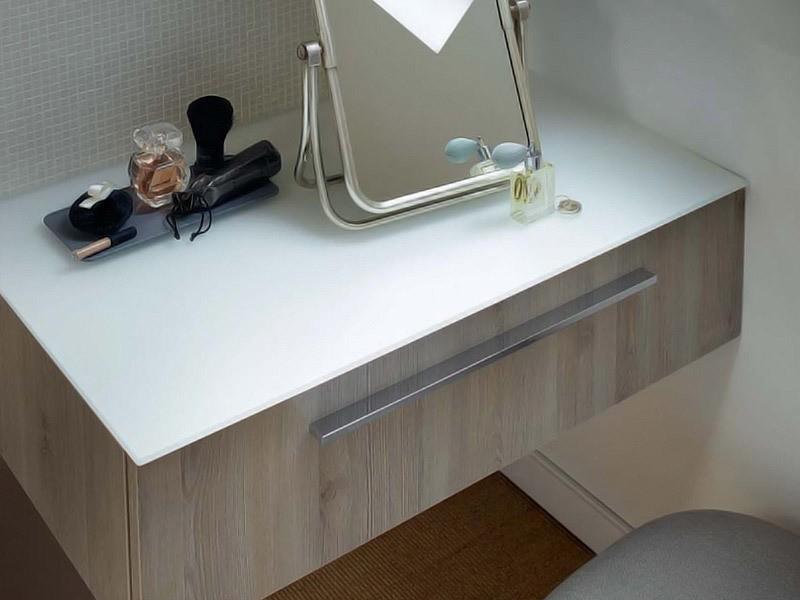 burgbad sys30 konsole glas. Black Bedroom Furniture Sets. Home Design Ideas
