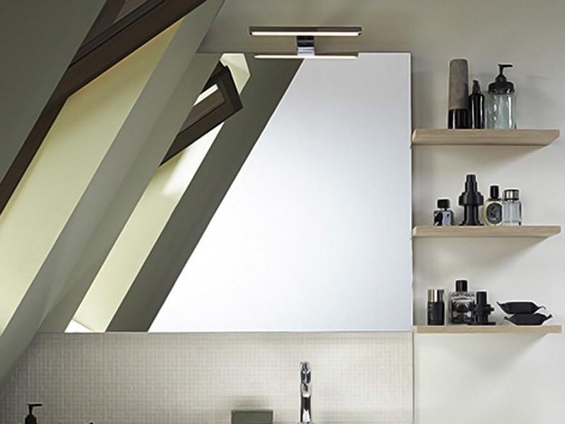 burgbad sys30 led aufbauleuchte f r burgbad spiegel spiegelschrank massflexibel. Black Bedroom Furniture Sets. Home Design Ideas