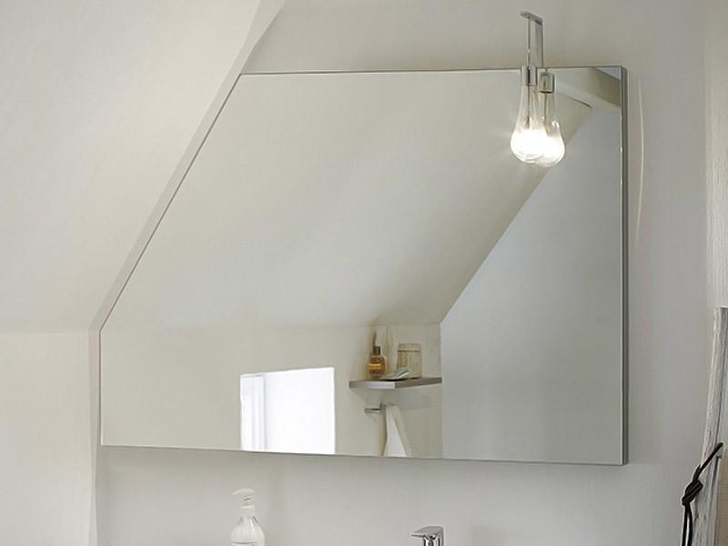 burgbad sys30 led pendelleuchte f r burgbad sys30 spiegel massflexibel. Black Bedroom Furniture Sets. Home Design Ideas