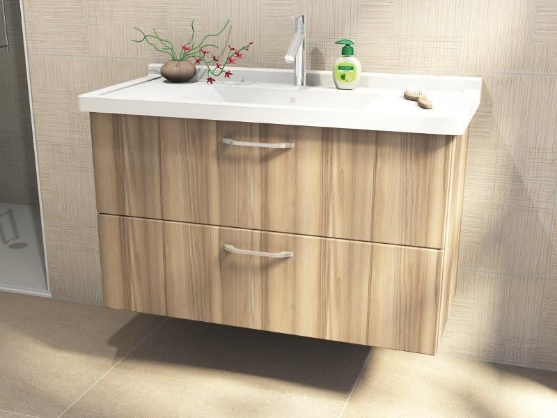 Burgbad Sys30 Waschtischunterschrank Für Duravit Starck 3 Baddepotde