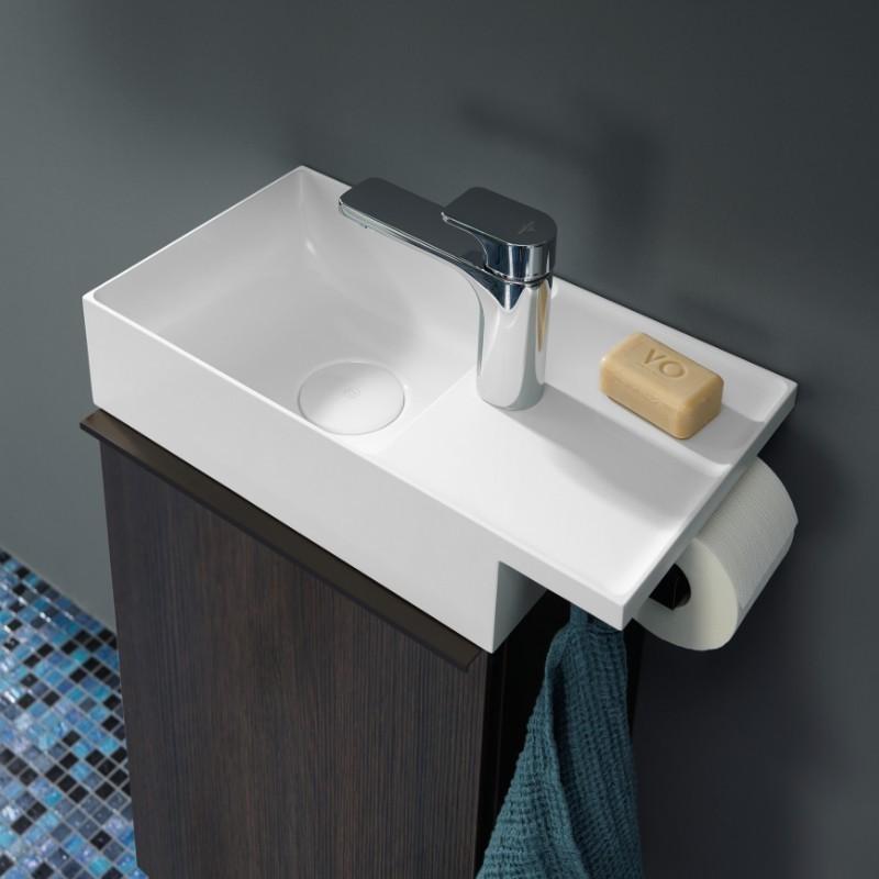 burgbad yumo waschtisch mit waschtischunterschrank. Black Bedroom Furniture Sets. Home Design Ideas