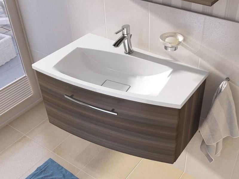 creativbad waschtisch mit waschtischunterschrank. Black Bedroom Furniture Sets. Home Design Ideas