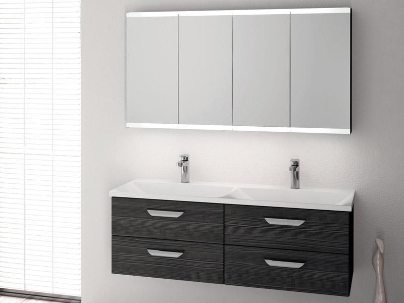 creativbad badm bel set doppelwaschtisch. Black Bedroom Furniture Sets. Home Design Ideas