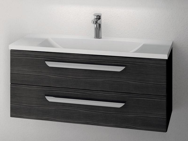 creativbad waschtisch mit waschtischunterschrank 2ausz ge. Black Bedroom Furniture Sets. Home Design Ideas