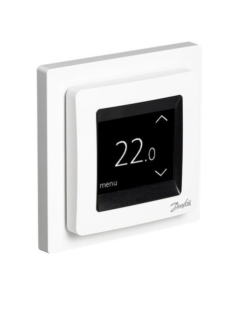 Danfoss ECtemp Touch digitaler Uhrenthermostat