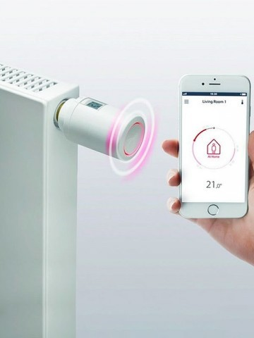 Danfoss Eco Heizkörperthermostat (Bluetooth)