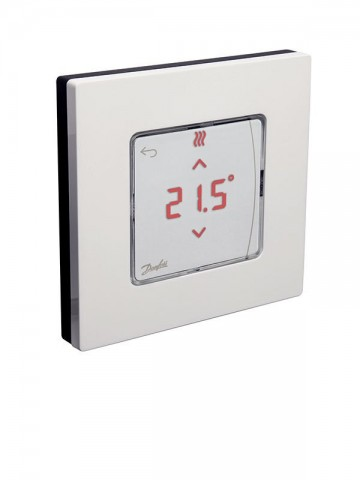 Danfoss Icon 24V Raumthermostat mit Display Aufputz
