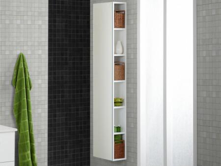 dansani luna regal mit spiegel. Black Bedroom Furniture Sets. Home Design Ideas