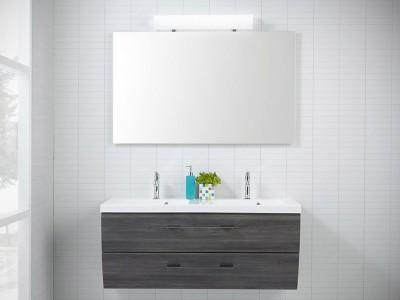 dansani rumba badm bel aktionsset 1200mm mit doppelwaschtisch. Black Bedroom Furniture Sets. Home Design Ideas