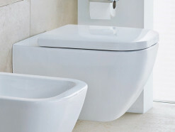 Duravit Happy D.2 Wand-WC Tiefsp�ler rimless