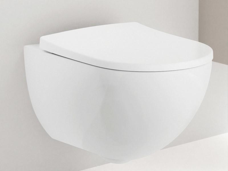 Geberit Acanto Wand-Tiefspül-WC spülrandlos