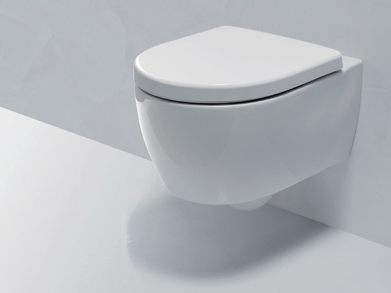 Geberit iCon spülrandlose Wand-WC Rimfree | BadDepot.de