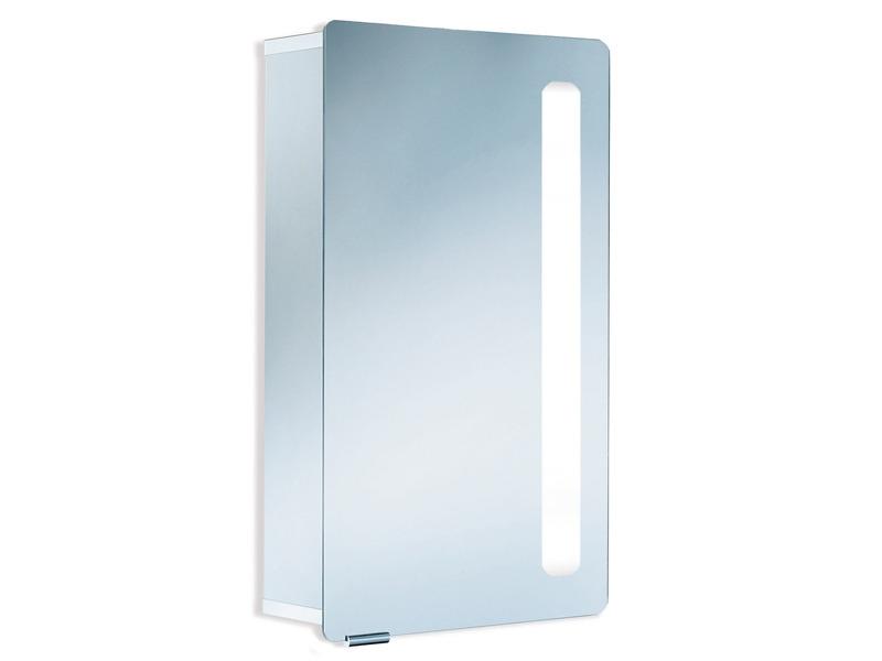 hsk asp softcube alu spiegelschrank eint rig. Black Bedroom Furniture Sets. Home Design Ideas