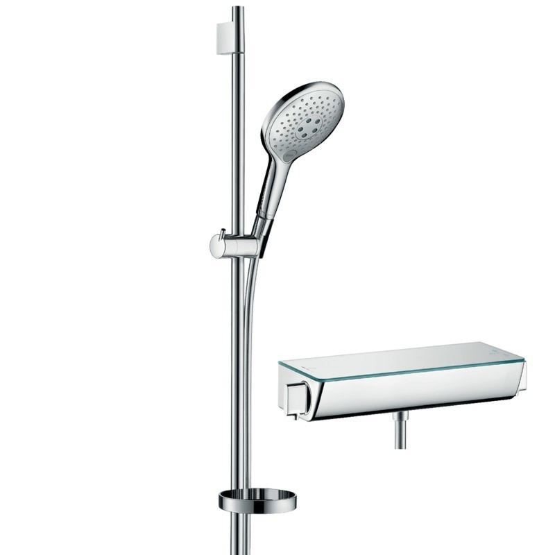 Raindance Select S 150 : hansgrohe ecostat select mit raindance select s 150 combi ~ Watch28wear.com Haus und Dekorationen