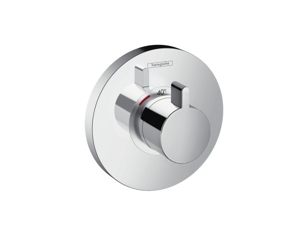 hansgrohe showerselect s thermostat highflow unterputz. Black Bedroom Furniture Sets. Home Design Ideas