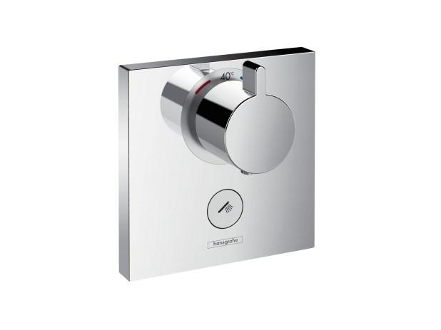 hansgrohe showerselect thermostat highflow unterputz mit. Black Bedroom Furniture Sets. Home Design Ideas