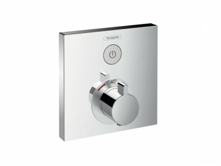 hansgrohe showerselect thermostat unterputz f r 1. Black Bedroom Furniture Sets. Home Design Ideas