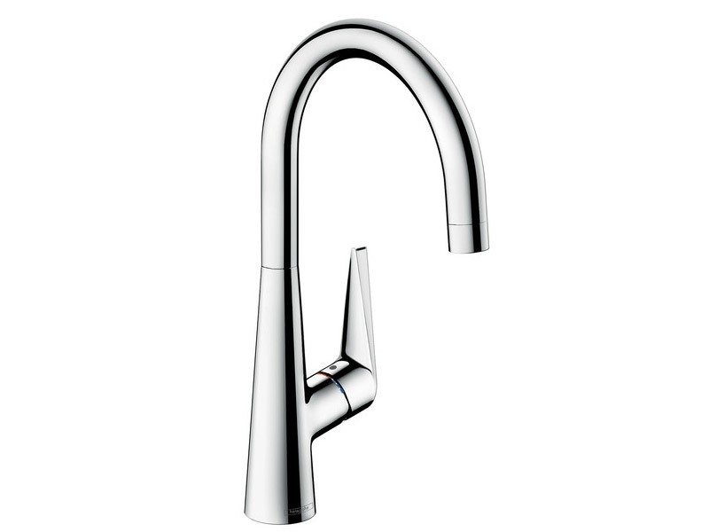 Hansgrohe talis s einhebel k chenmischer 220 for Hansgrohe talis s
