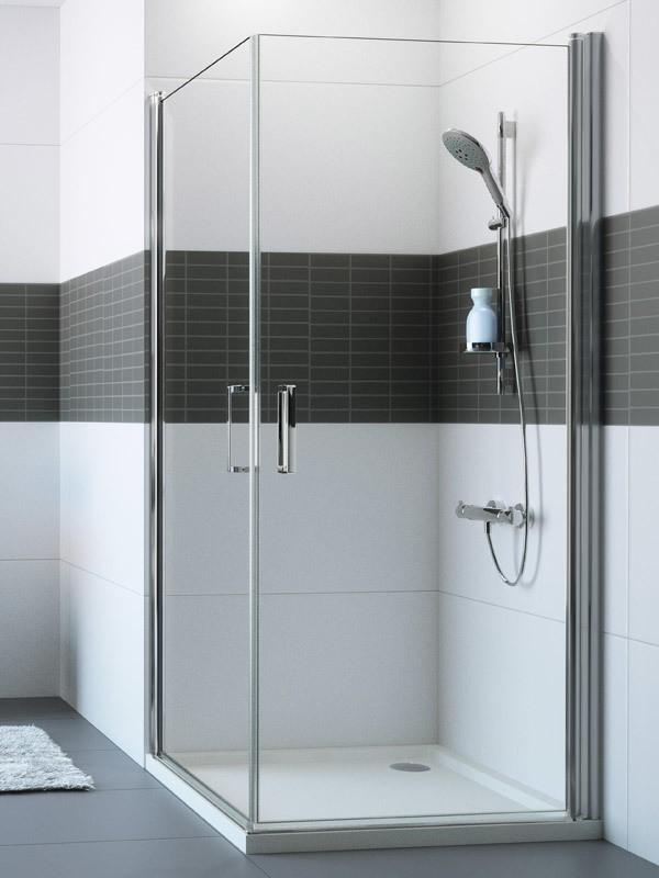 h ppe classics 2 duschkabine eckeinstieg pendelt r vorteils set. Black Bedroom Furniture Sets. Home Design Ideas