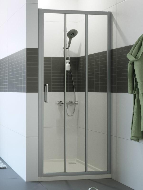 h ppe classics 2 duschkabine gleitt r 3 teilig. Black Bedroom Furniture Sets. Home Design Ideas