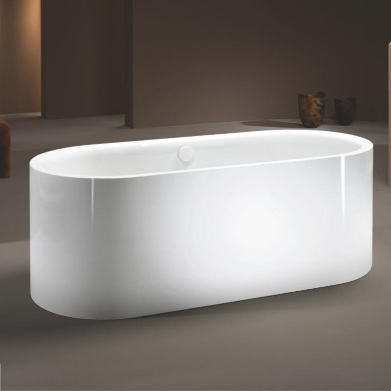 kaldewei meisterst ck centro duo oval badewanne freistehend. Black Bedroom Furniture Sets. Home Design Ideas