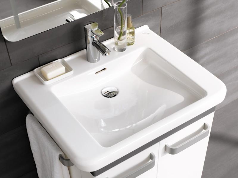Keramag Renova Nr 1 Comfort Waschtisch Unterfahrbar Baddepotde