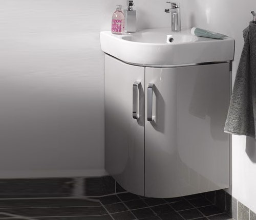 keramag renova nr 1 comprimo eckwaschtischunterschrank g stebad. Black Bedroom Furniture Sets. Home Design Ideas