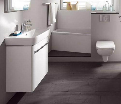 keramag renova nr 1 comprimo waschtisch. Black Bedroom Furniture Sets. Home Design Ideas