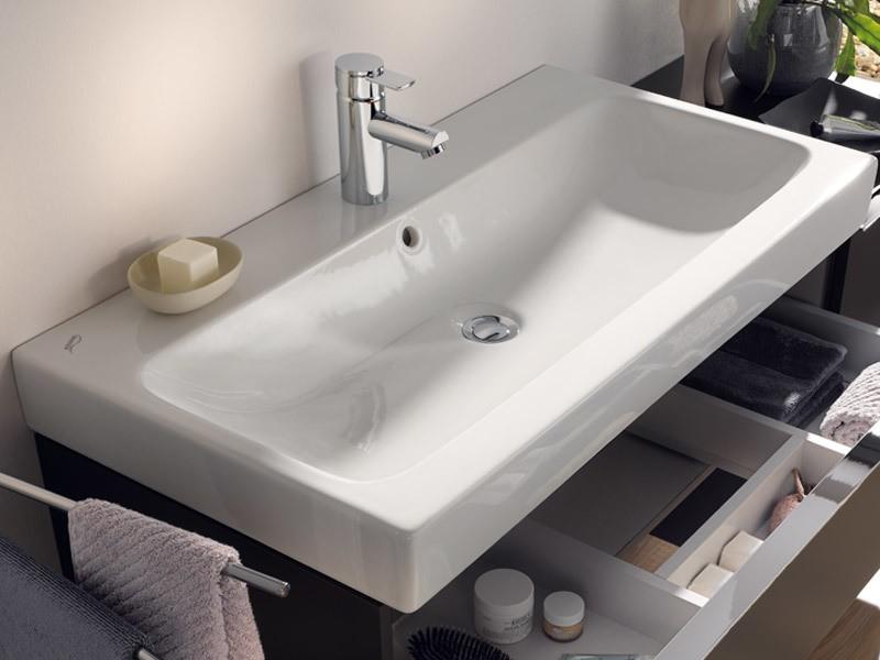 keramag icon aufsatzwaschtisch. Black Bedroom Furniture Sets. Home Design Ideas