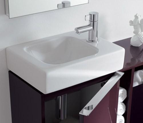 keramag icon xs handwaschbecken. Black Bedroom Furniture Sets. Home Design Ideas
