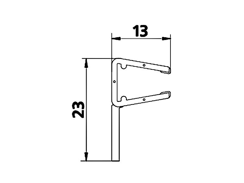 kermi atea glasdichtung 3171. Black Bedroom Furniture Sets. Home Design Ideas